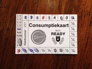 consumptiekaart