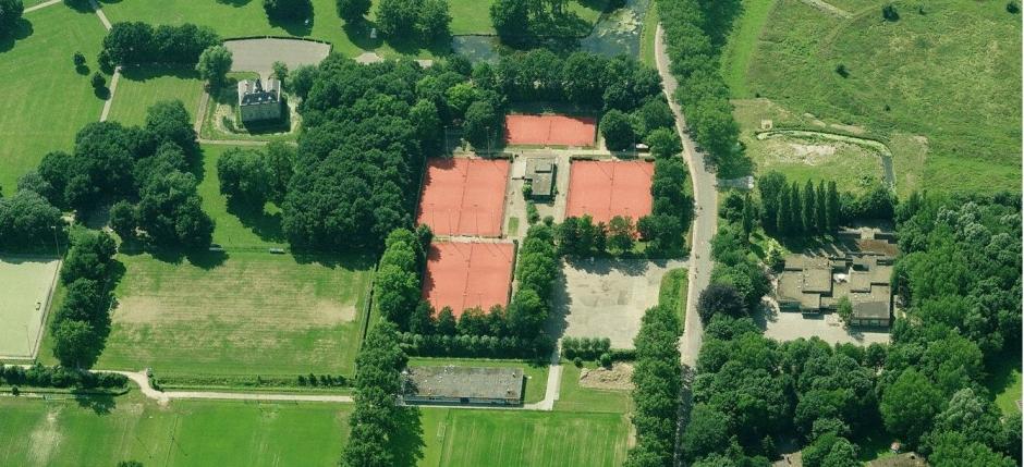 Tennispark Geusselt van boven