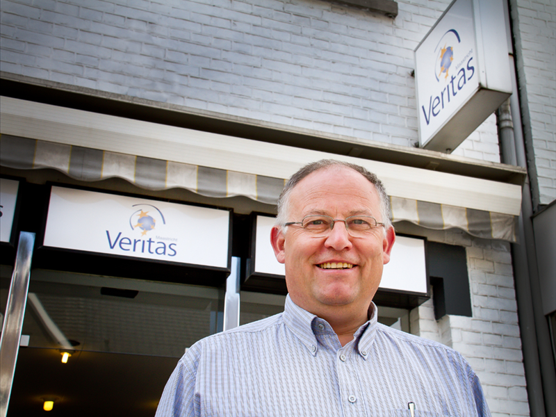 Hans Boer van Veritas