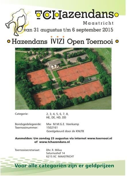 Hazendans ivizi Open